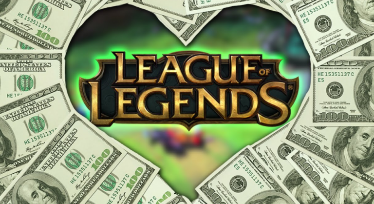 league how much did i spend