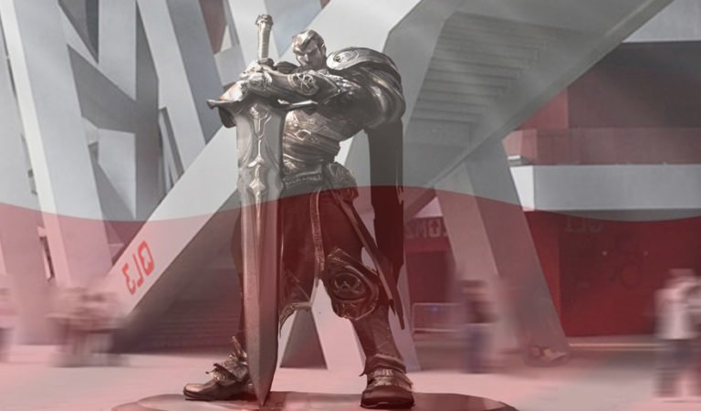 W Polsce powstanie pomnik League of Legends!