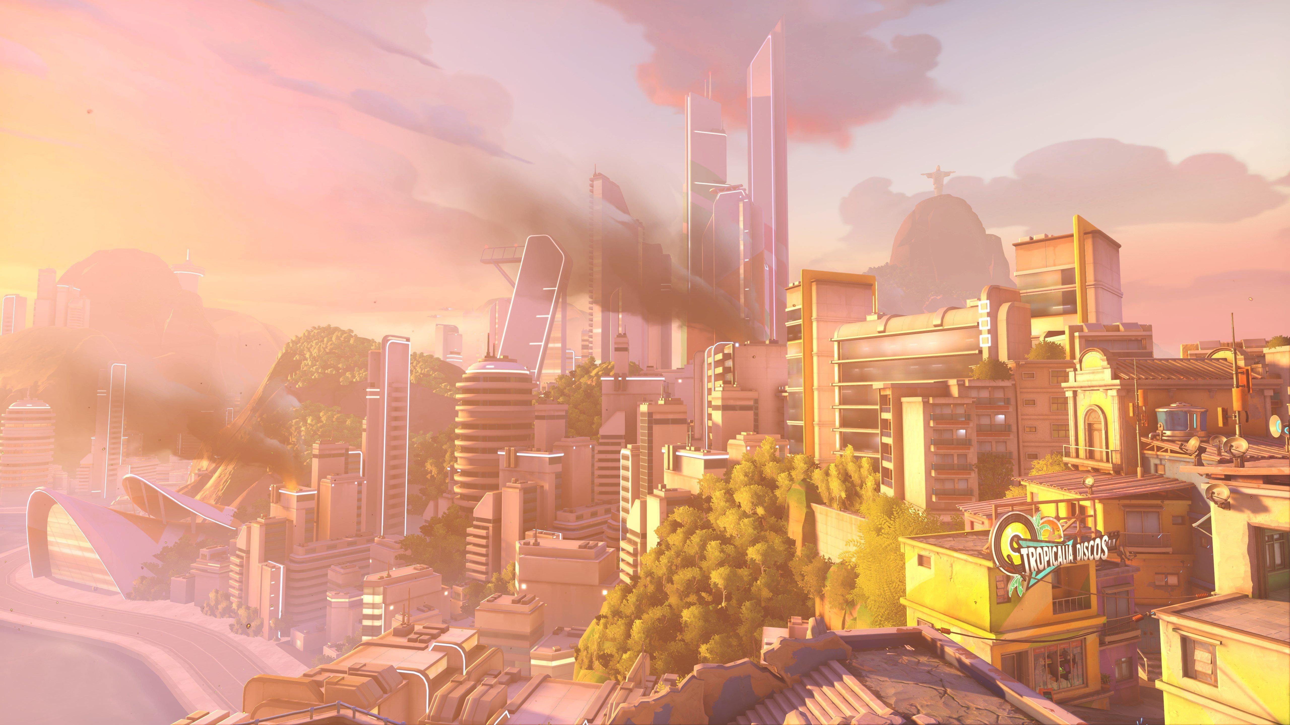 Overwatch 2: Mapy to Monte Carlo, Torronto, Rio de Janeiro i ...